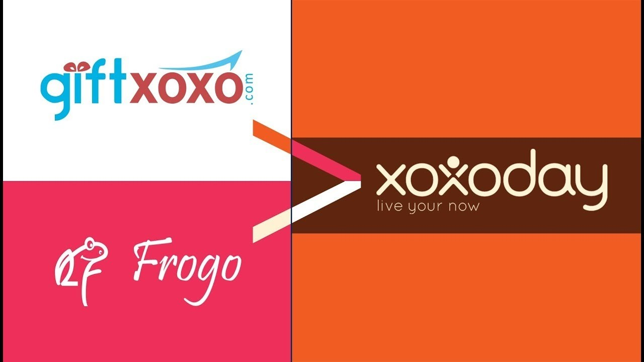 Ringing in the new - A collateral from Xoxoday rebranding in 2016