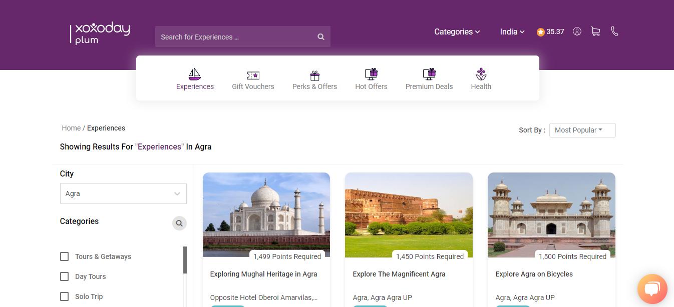 Our latest plum catalogue platform