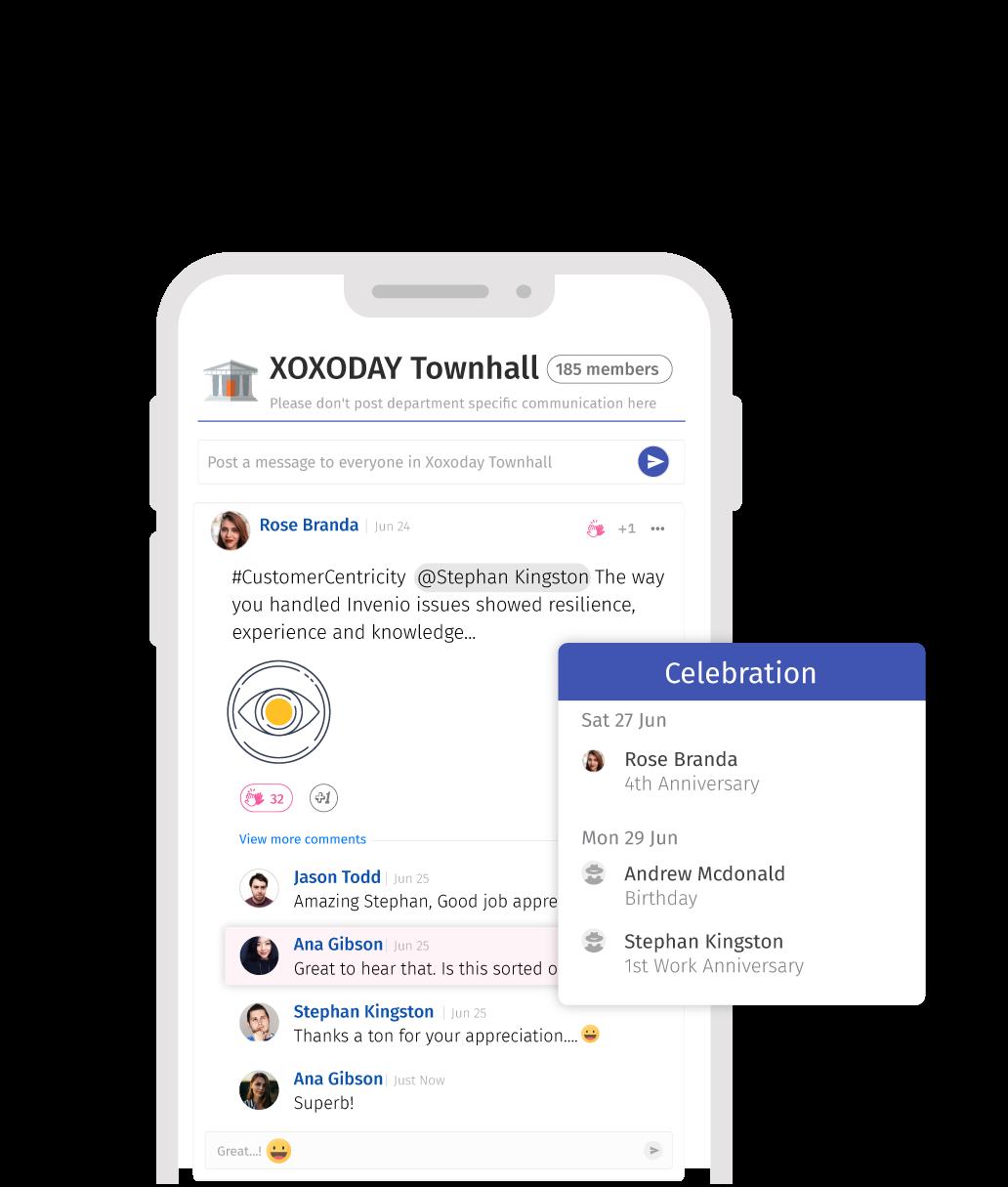The Xoxoday Empuls App