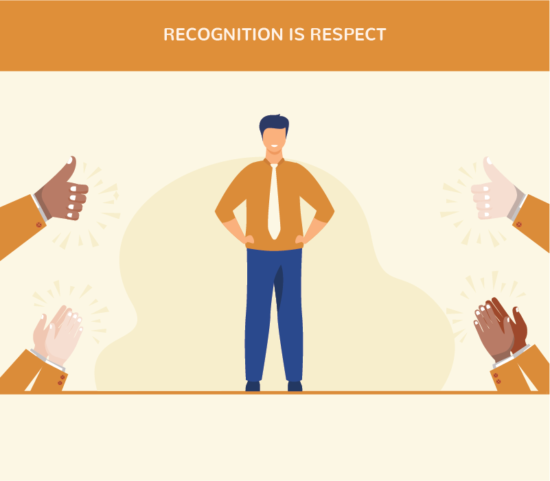 Recognition is Respect