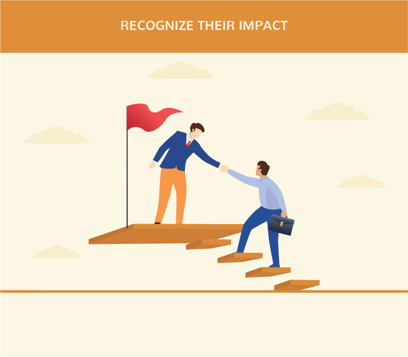 Recognize Their Impact