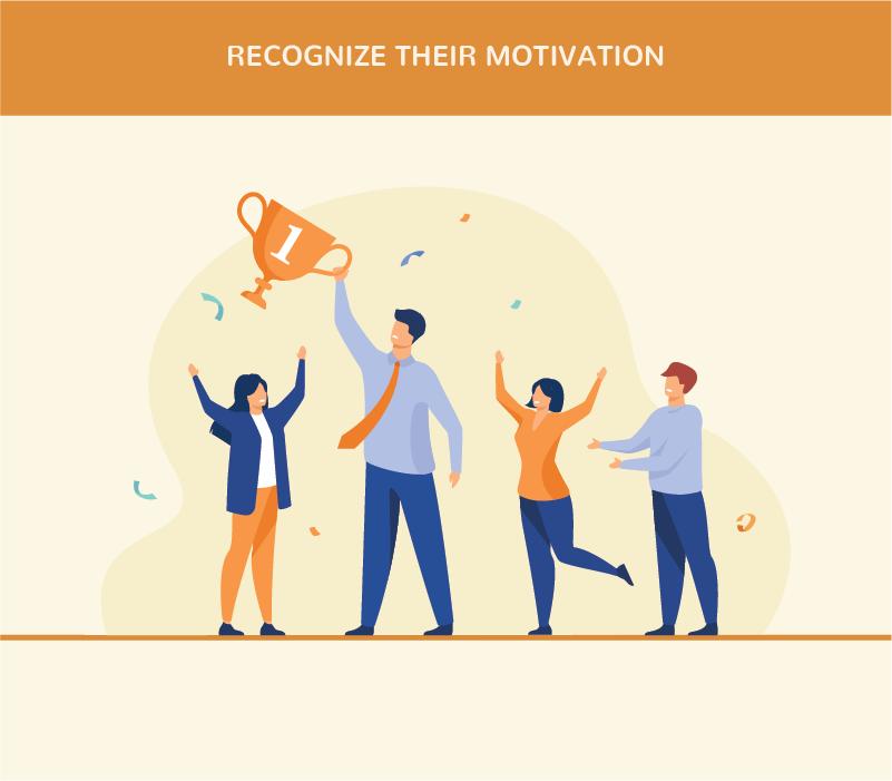 Recognize Their Motivation