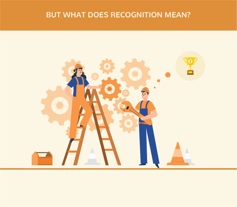 What Does Recognition Mean?