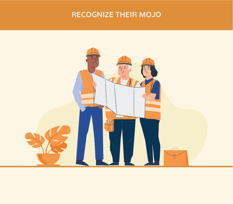 Recognize Their Mojo