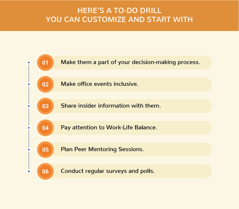 TO-DO Drill