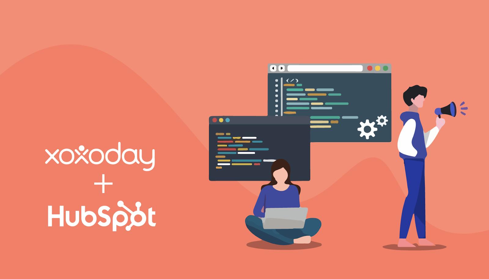 Xoxoday+HubSpot