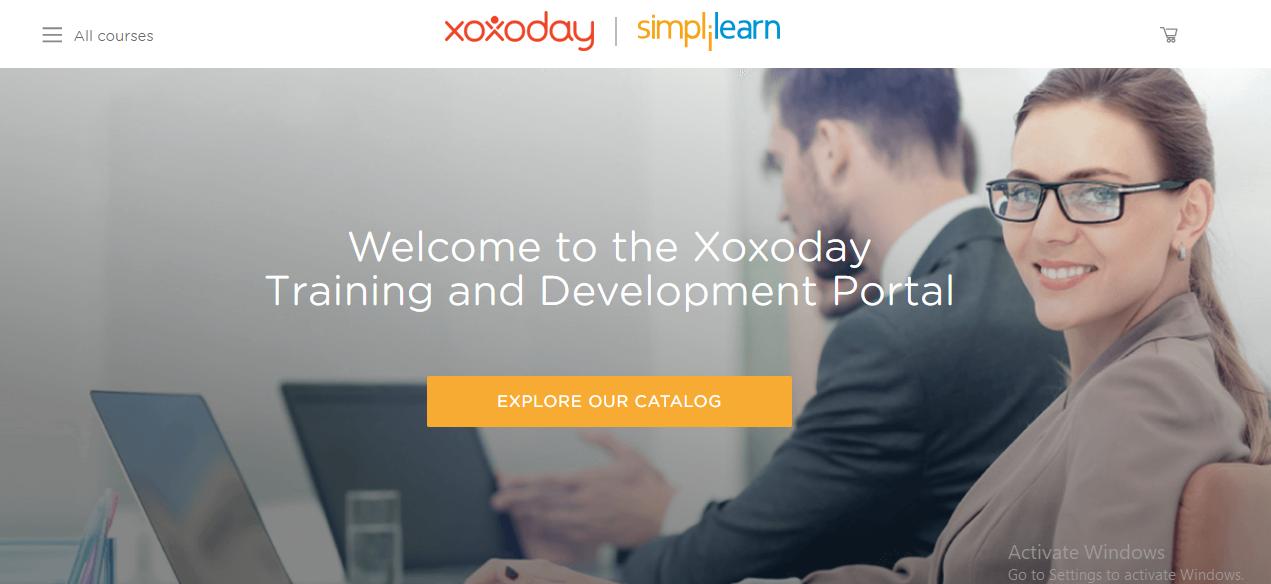SimpliLearn Training and Development PortalWhere: SimpliLearn