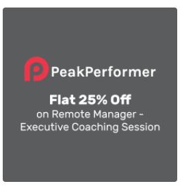 Remote Team Management Coaching