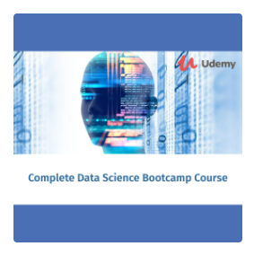The Complete Data Science Bootcamp
