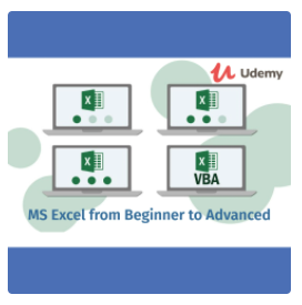 MS Excel: from Newbie to Pro