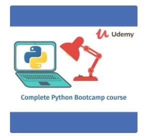 Full-fledged Python Bootcamp