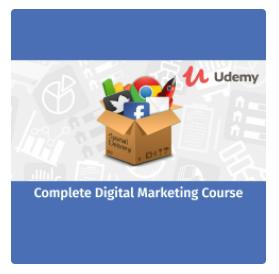 12-in-1 Digital Marketing Course