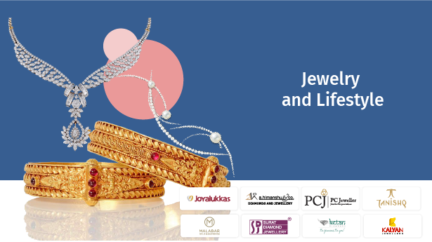 What could be a better occasion than festivities to give some jewelry and lifestyle upgrades?