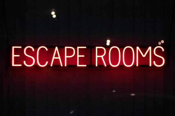 Can you get out of the escape room?