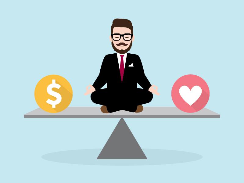 Help Balance Work and Life