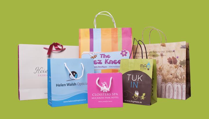 Reusable Carry Bags