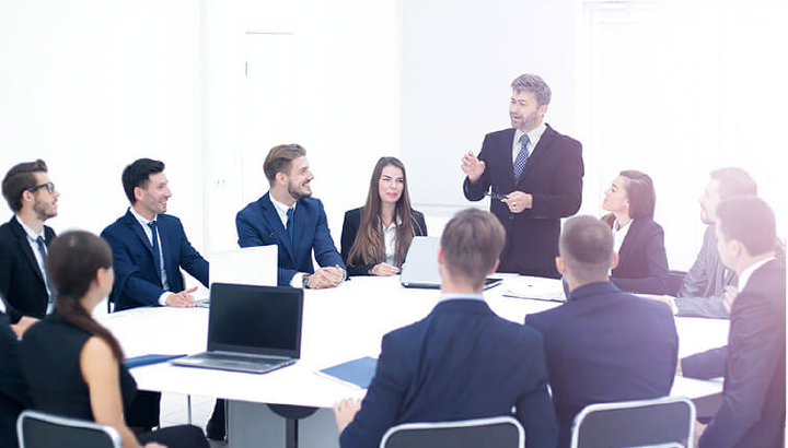 Training leaders and managers