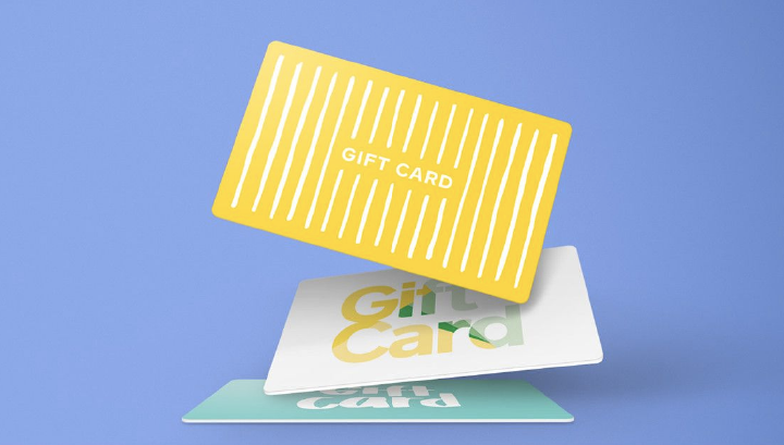 Gift Cards as Sales SPIFF