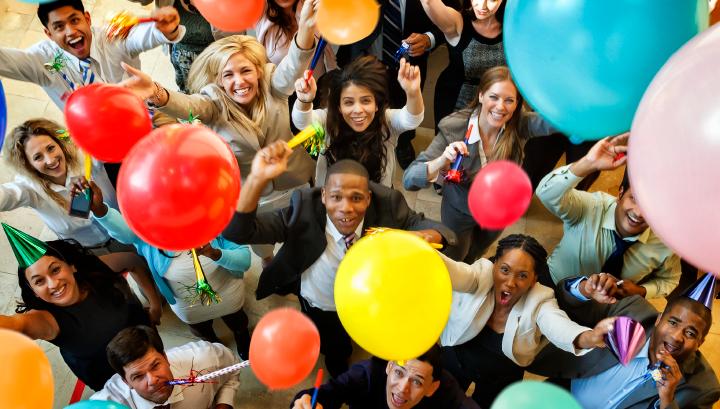 Celebrate Employee Birthday