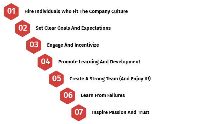 7 Steps To Building A Winning Sales Culture