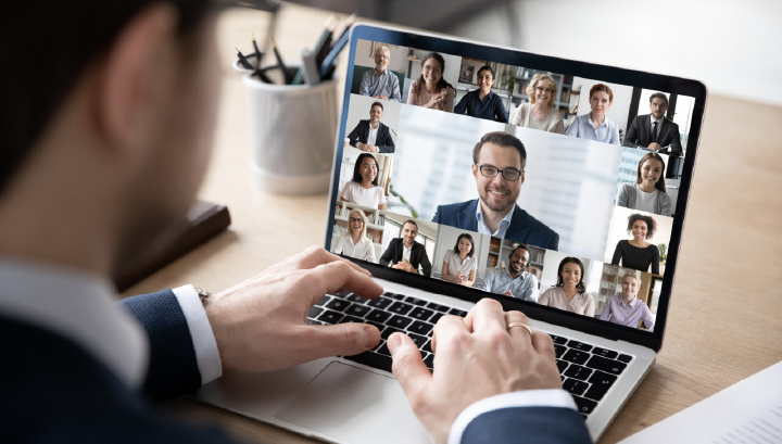 Keep your in-office teams online