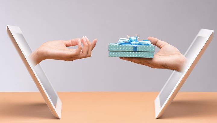 Send out a virtual gift