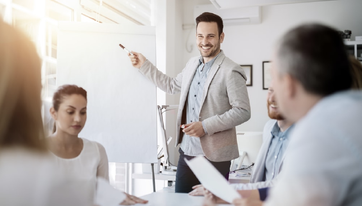 Begin with Your Training Managers