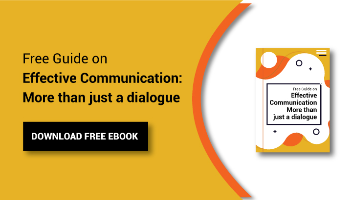 Free Guide on   Effective Communication: More than just a dialogue