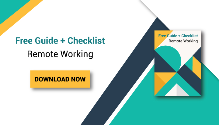 Free Guide + Checklist Remote Working