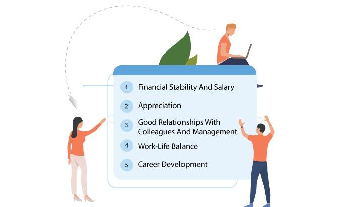 employee satisfaction factors