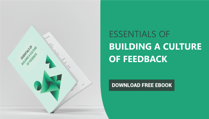 Free Guide on Essentials of Building a Culture of Feedback