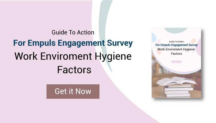 Guide To Action For Empuls Engagement Survey: Work Environment Hygiene Factors