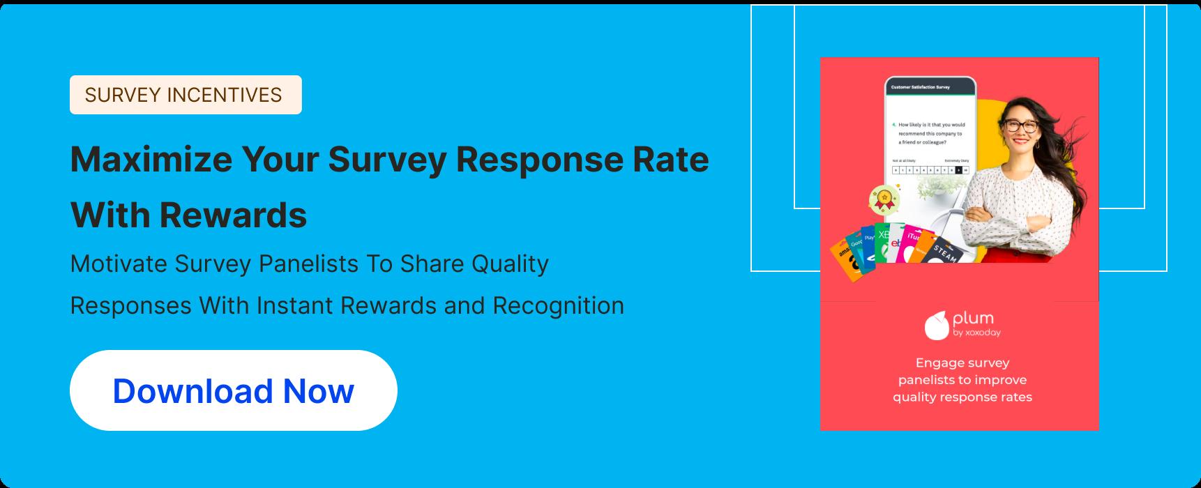 Survey Incentives