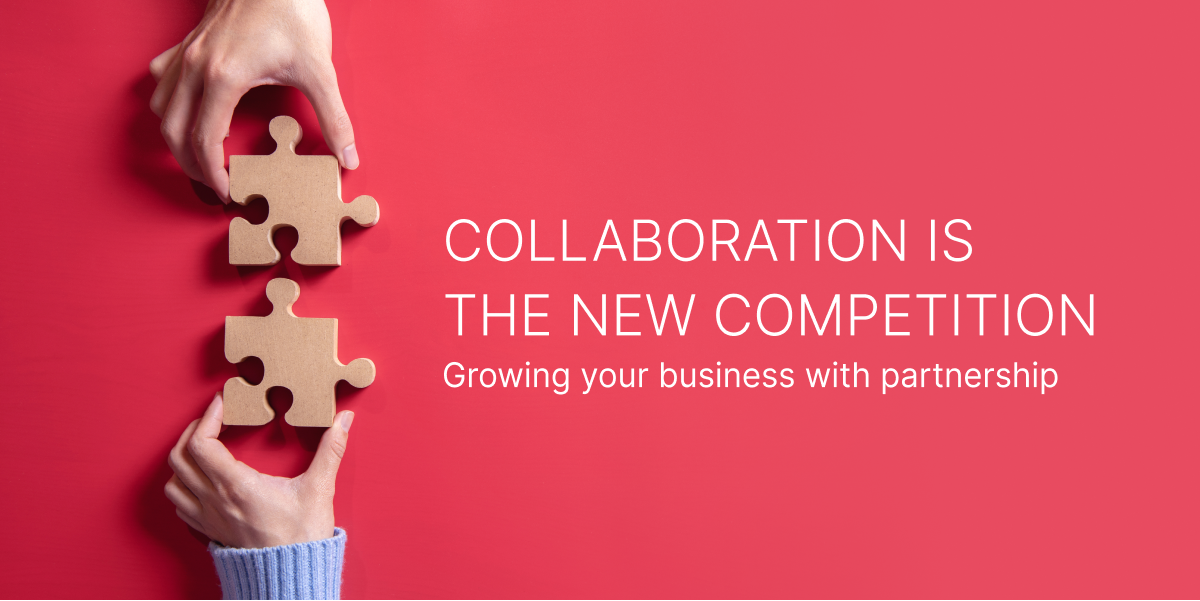 Collaboration is new competition