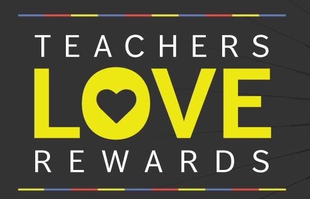 Teachers Love Rewards