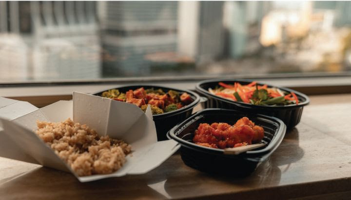 Meals and Takeout