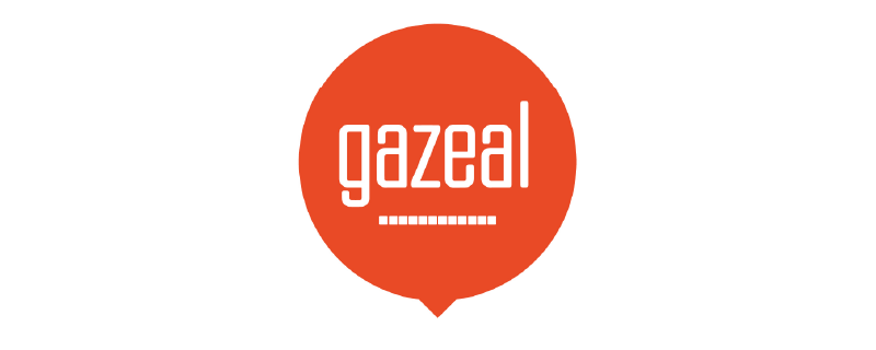 Gazeal | Logo | ICG Approved