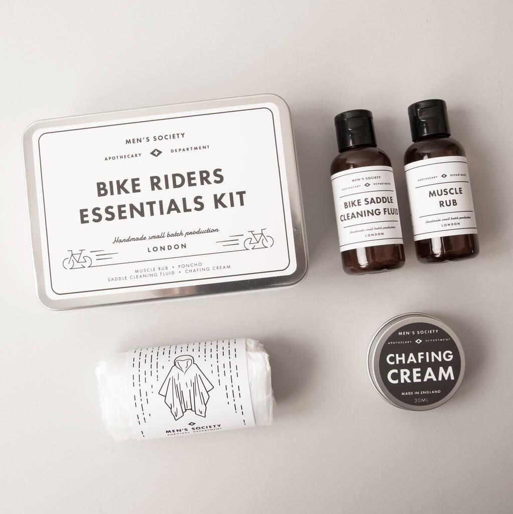 Bike Riders Kit: Men's Society