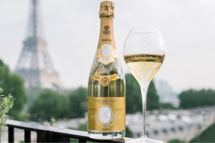 How much does Cristal Champagne Cost?