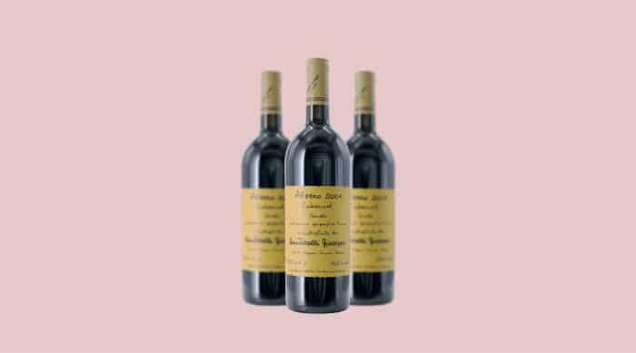red wine brands: 2001 Giuseppe Quintarelli 'Alzero' Cabernet Veneto IGT