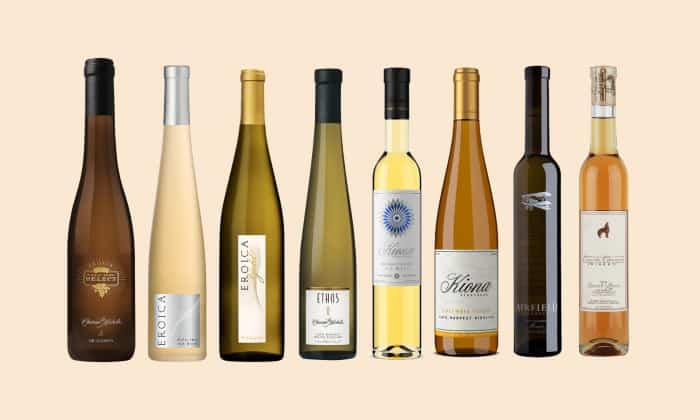 Ice Wine Varietals