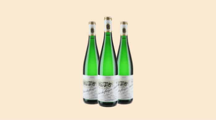 2012 Egon Muller Scharzhofberger Riesling Eiswein ice wine