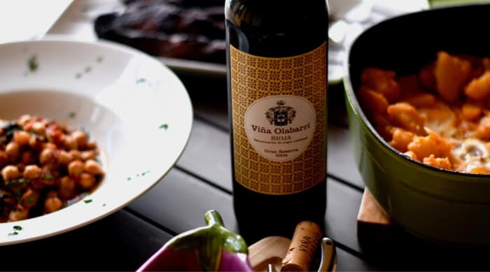 Food Pairings With Tempranillo Wine
