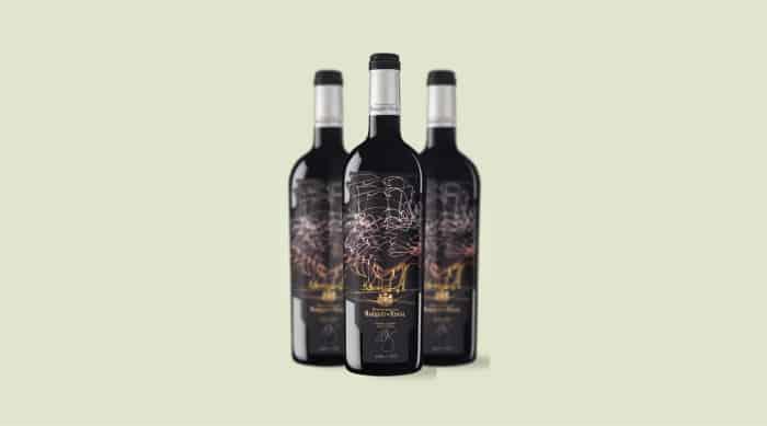 Tempranillo Wine: 2012 Marques de Riscal Frank Gehry Selection, Rioja DOCa, Spain