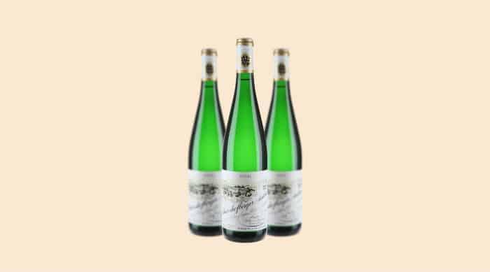Sweet white wine: