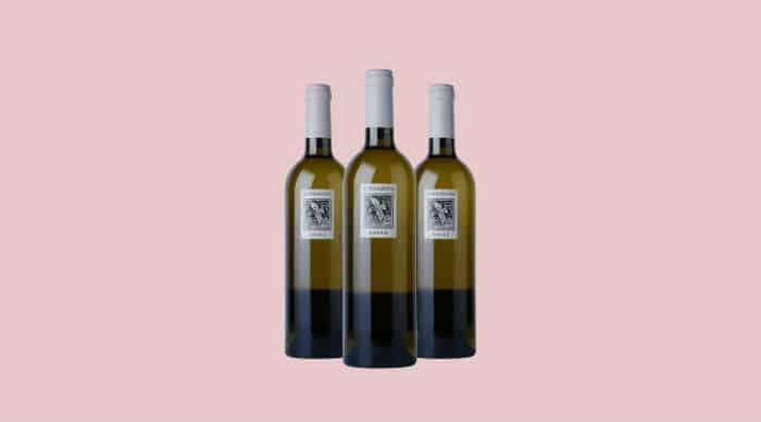 Dry wine: 2014 Screaming Eagle Sauvignon Blanc, Oakville, USA