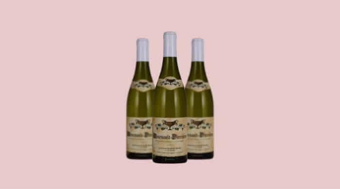 Dry wine: 2016 Coche-Dury Les Perrieres, Meursault Premier Cru, France