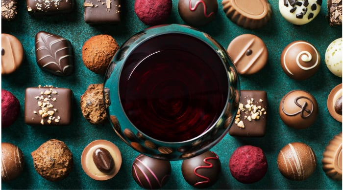 All About Sweet Red Wine