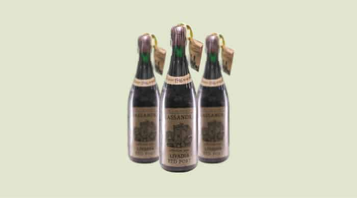 Sweet red wine: Massandra Livadia Red Port