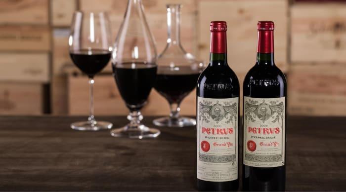 Red wine vs white wine: Merlot